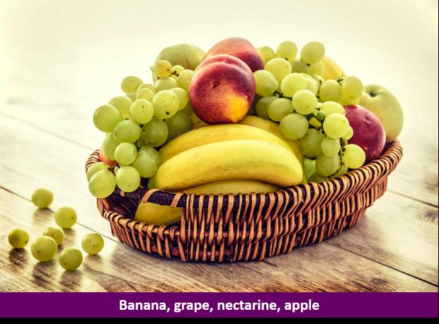Detecting fruits