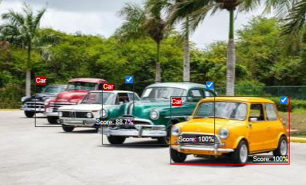 Promo photo - object detection